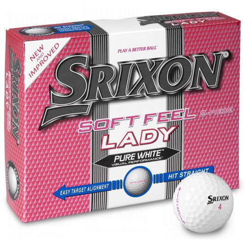 Srixon Womens Golf Balls