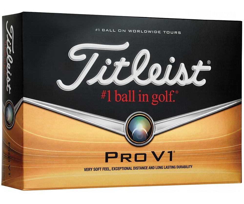 Titleist Mens Golf Balls
