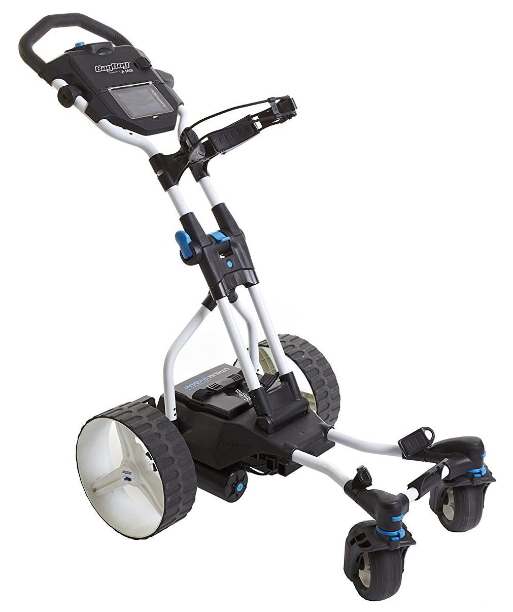 Bag Boy Quad Navigator Electric Golf Carts