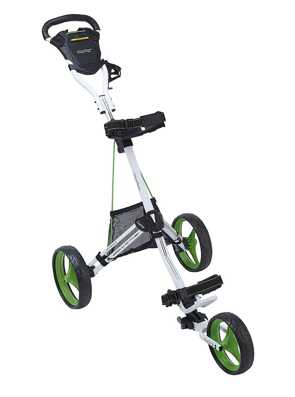 Bag Boy Express DLX Pro Golf Push Carts