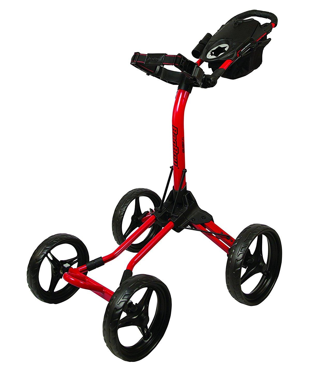 Bag Boy Quad XL Golf Push Carts