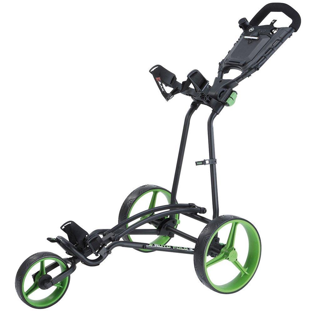 Big Max Auto Fold Golf Trolley Push Carts