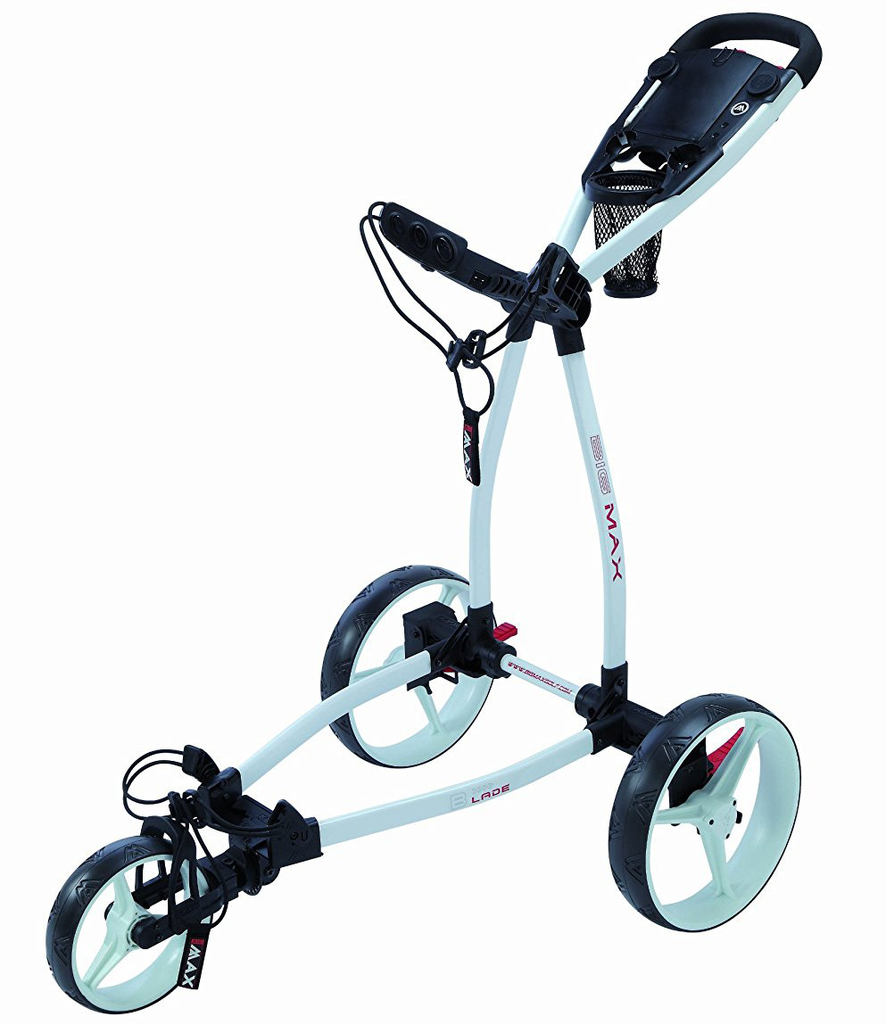 Big Max Golf Blade Trolley Golf Push Carts