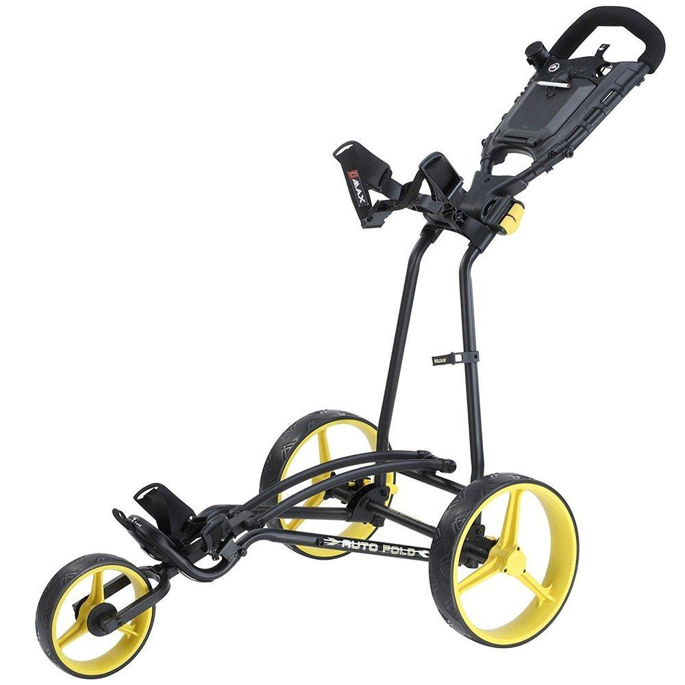 Big Max Golf Trolley Push and Pull Carts