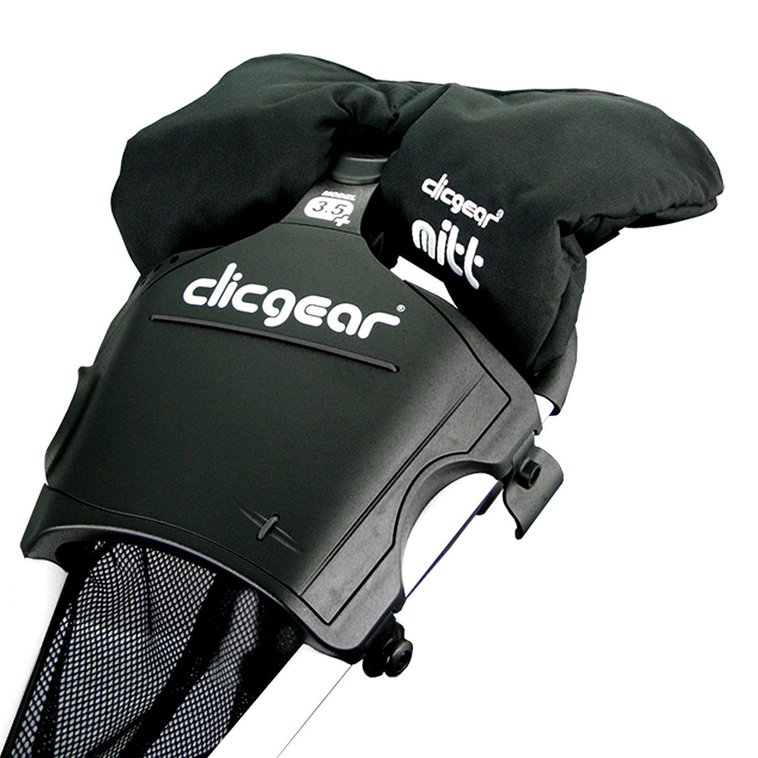 Clicgear Waterproof Windproof Golf Cart Mittens