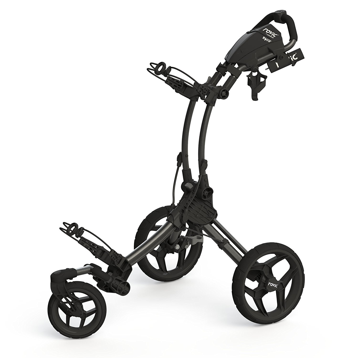 Clicgear Rovic RV1S Swivel Golf Push Carts