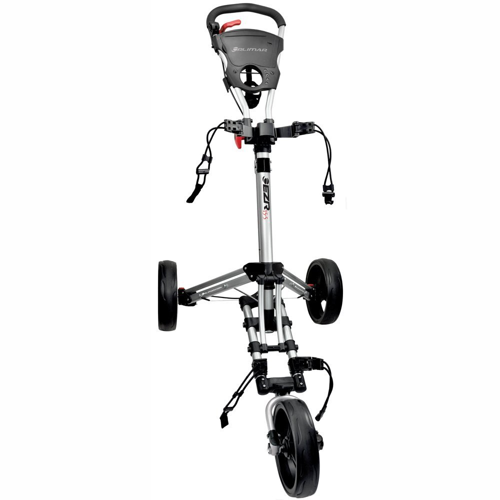 Orlimar EZ Roll QuikFold 3 Wheel Golf Push Carts