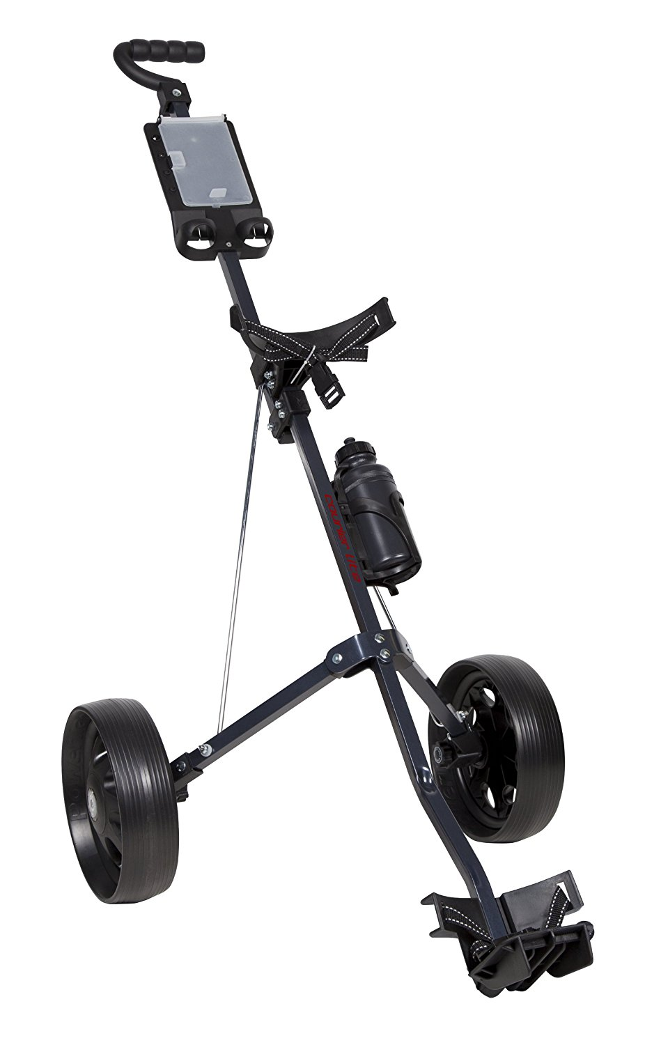 Pinemeadow Courier Lite 2 Wheel Golf Pull Carts