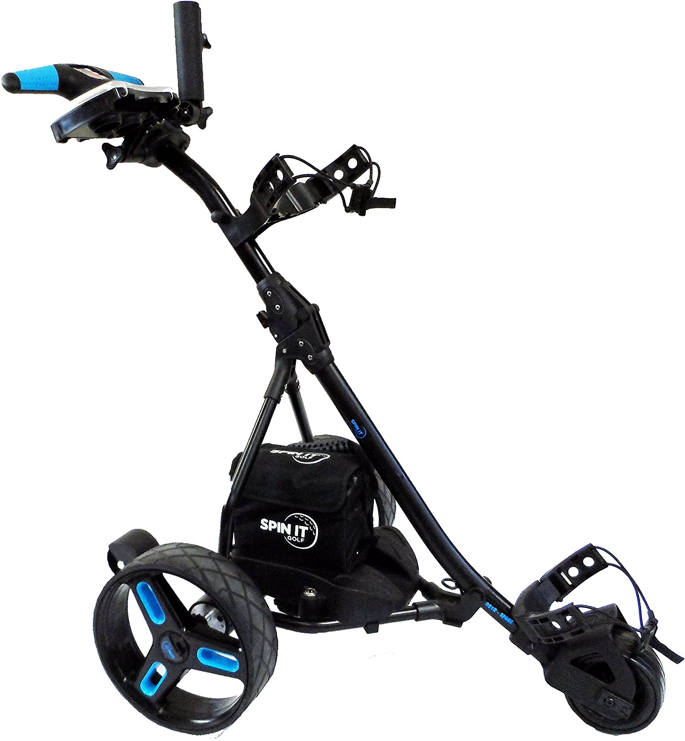 Buy Electric Motorized Golf Trolley Carts for Best Prices!