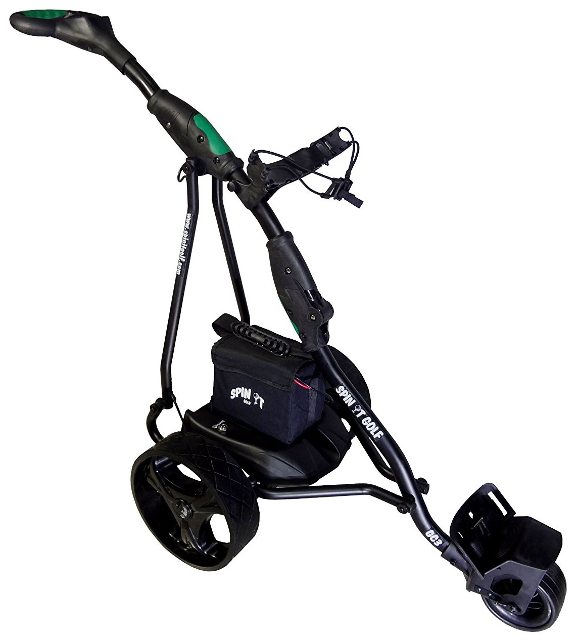 Spin It Electric Non Remote Golf Carts