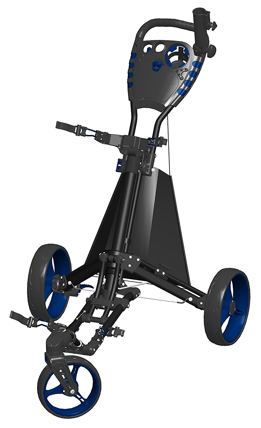 Spin It Easy Drive Golf Push Carts
