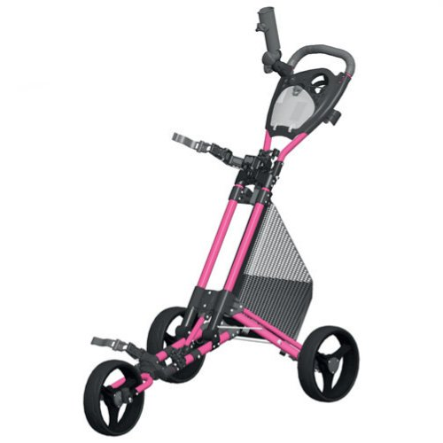 Spin It Manual Golf Trolley Push and Pull Carts