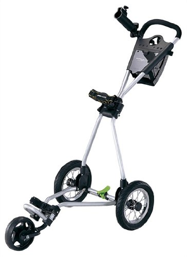 Caddytek One Click Folding 4 Wheel Version 3 Golf Push Carts