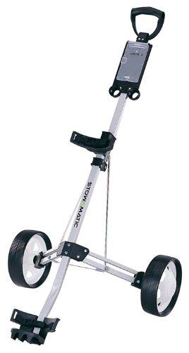 Stowmatic Stowamatic Lite Trac Aluminium Golf Pull Carts