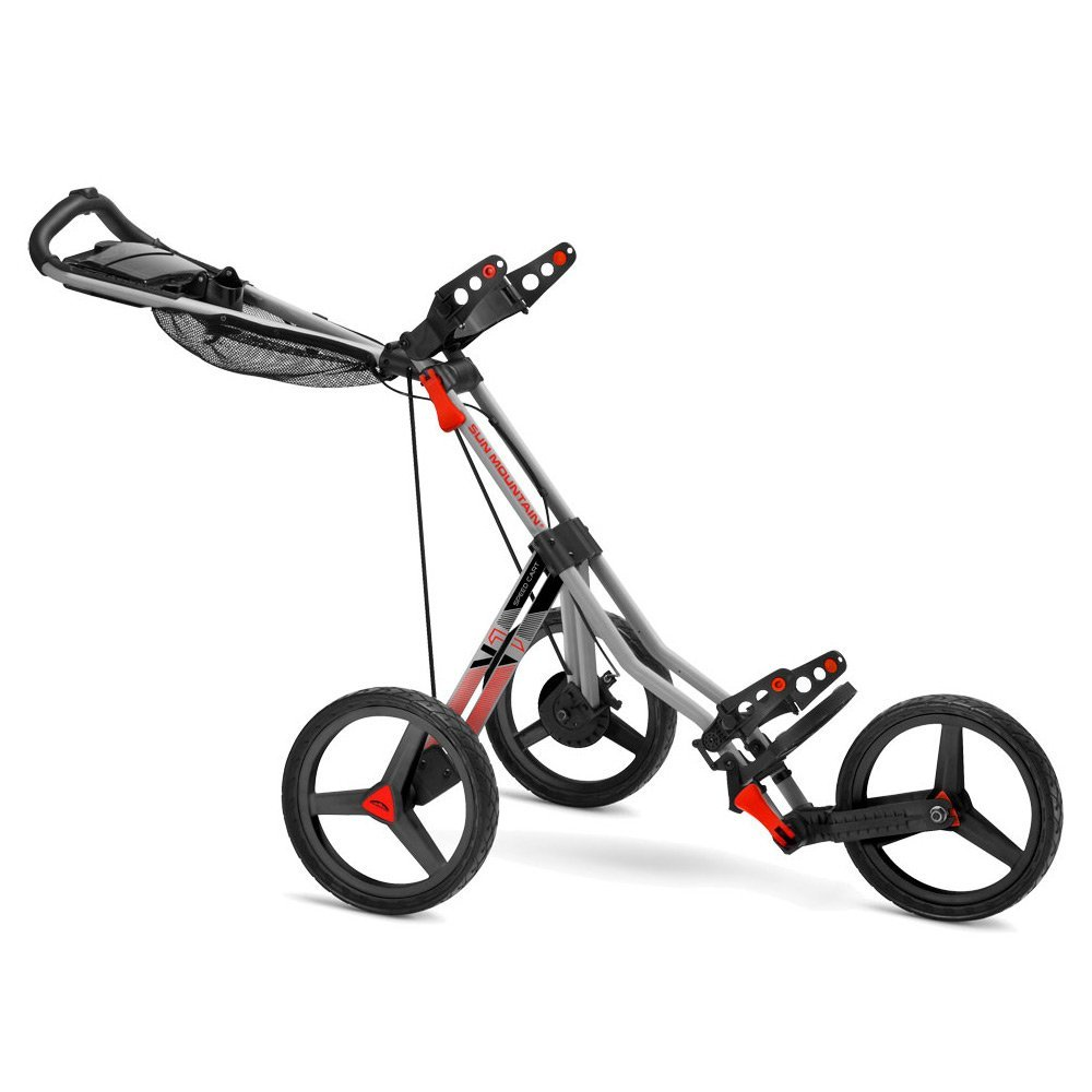 Sun Mountain 2014 V1 Sport Speed Golf Push Carts