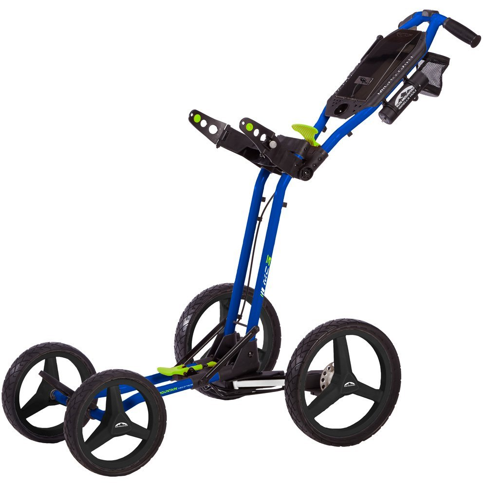 Sun Mountain Golf Trolley Push and Pull Carts