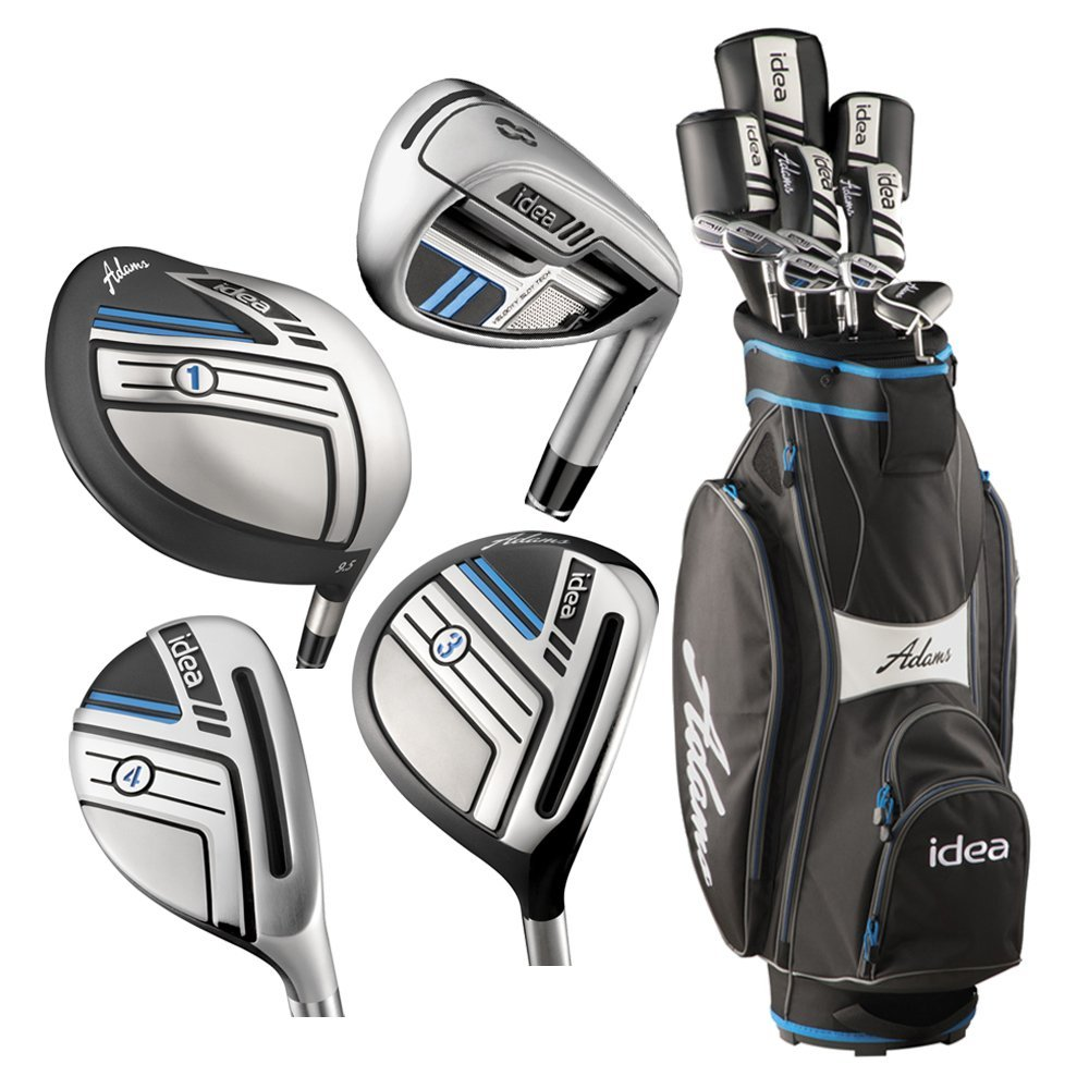 Adams Complete Golf Club Sets