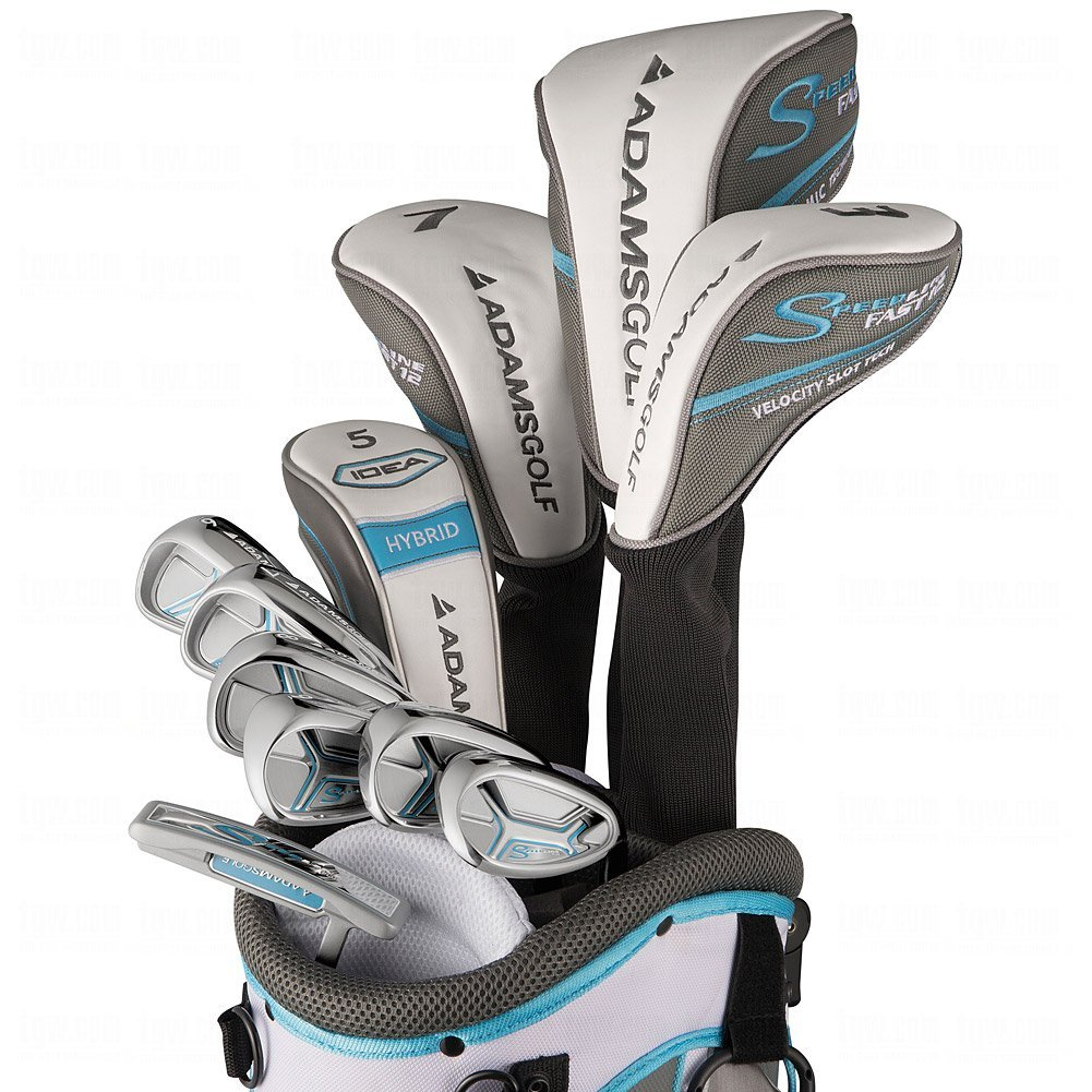 Womens Adams Speedline Plus Complete Golf Club Sets 9c85770e8c