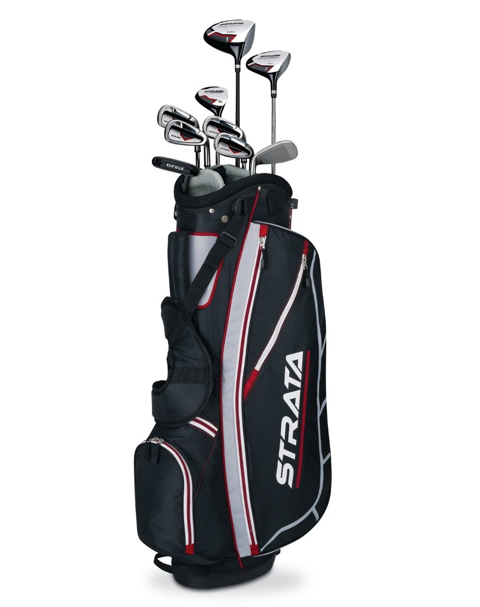 Mens Callaway Strata Complete Golf CLub Set with Bag
