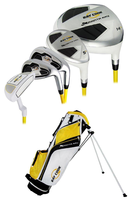 Ray Cook Kids Golf Manta Ray 9 To 12 Club Sets