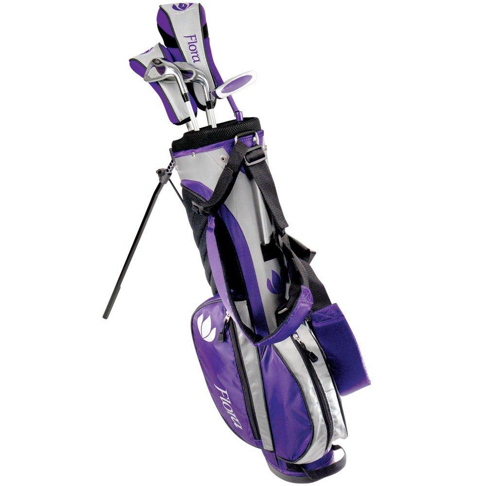 Intech Flora Junior Girls Complete Golf Club Sets