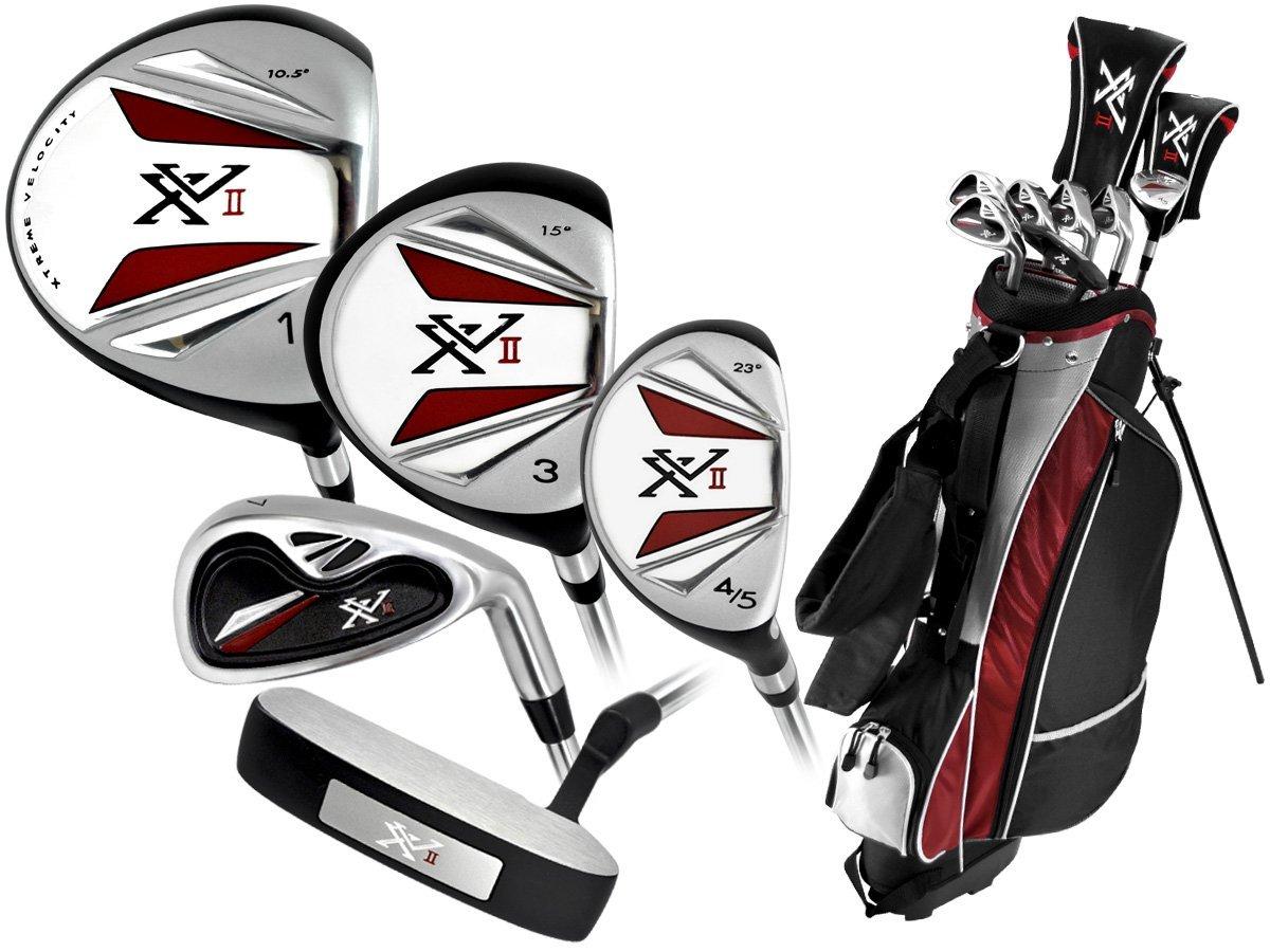 Mens Knight XVII Complete Golf Club Sets