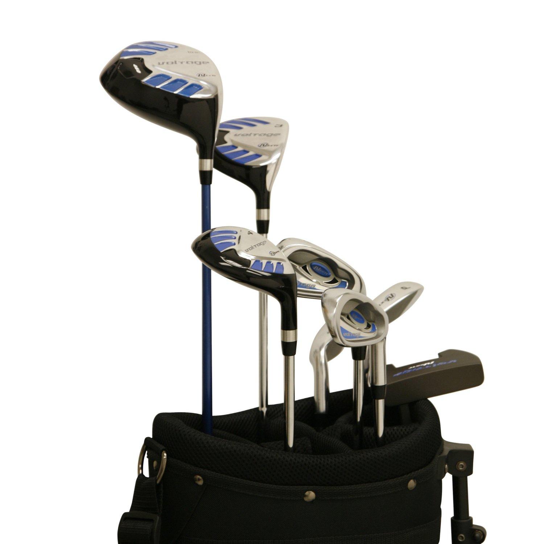 Mens Nextt Left Handed Voltage Complete Golf Starter Sets
