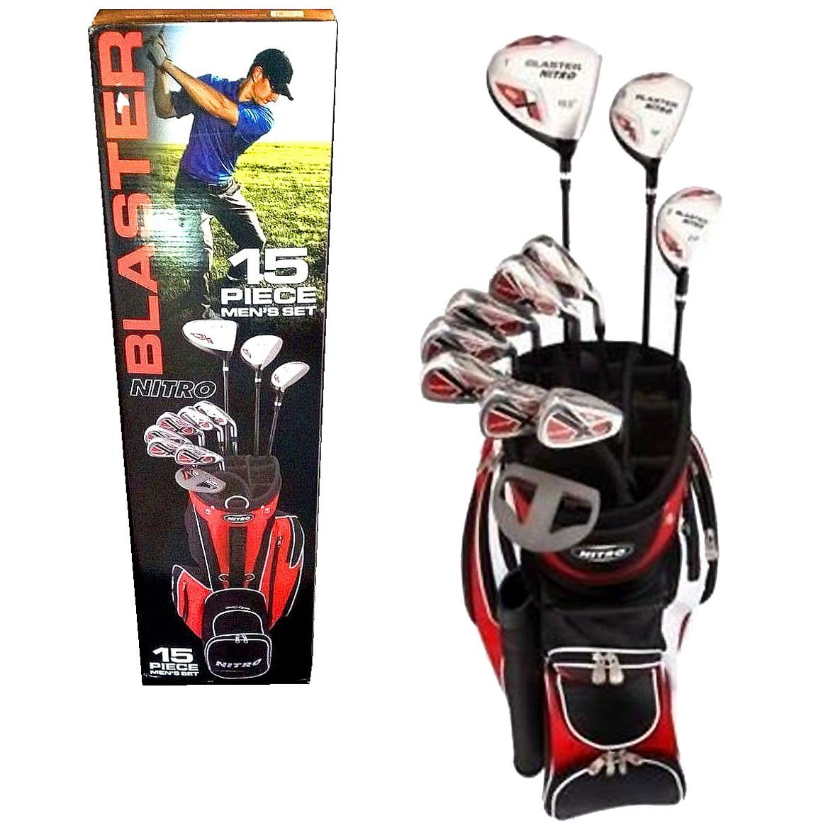Nitro Complete Golf Club Sets