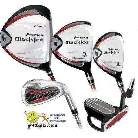 Mens Orlimar Black Ice Edition Complete Golf Club Sets