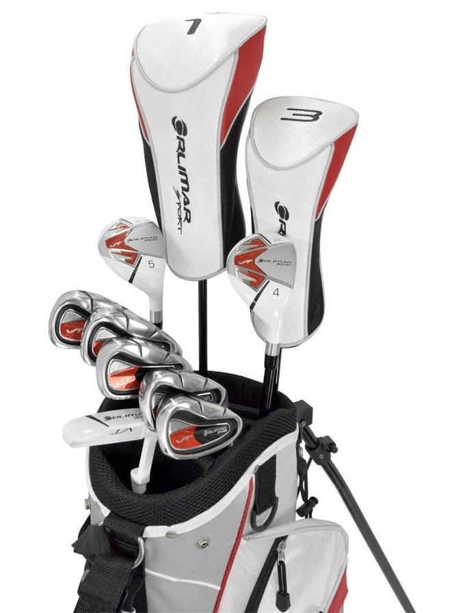 Mens Orlimar VT Sport Complete Golf Club Sets