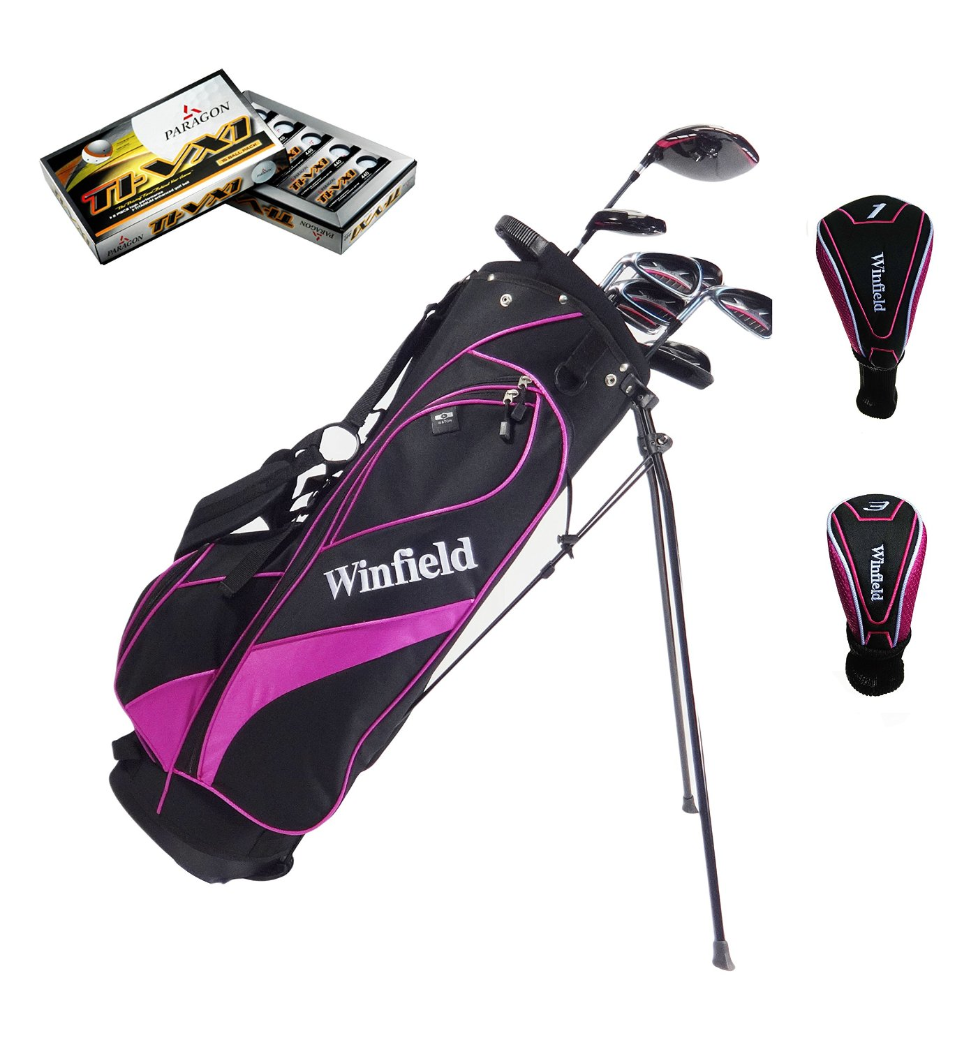 Paragon Womens Complete Golf Club Sets