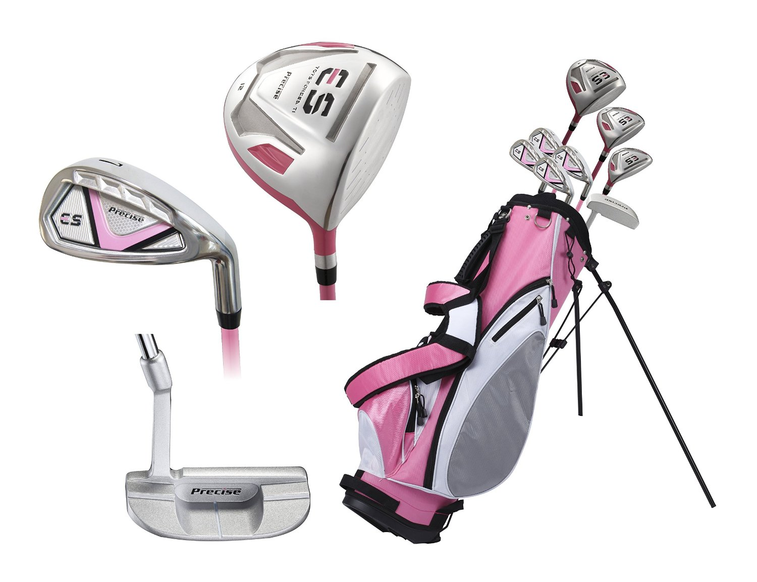 Precise Womens Premium Tall MDX II Complete Golf Club Sets a7affb4f38