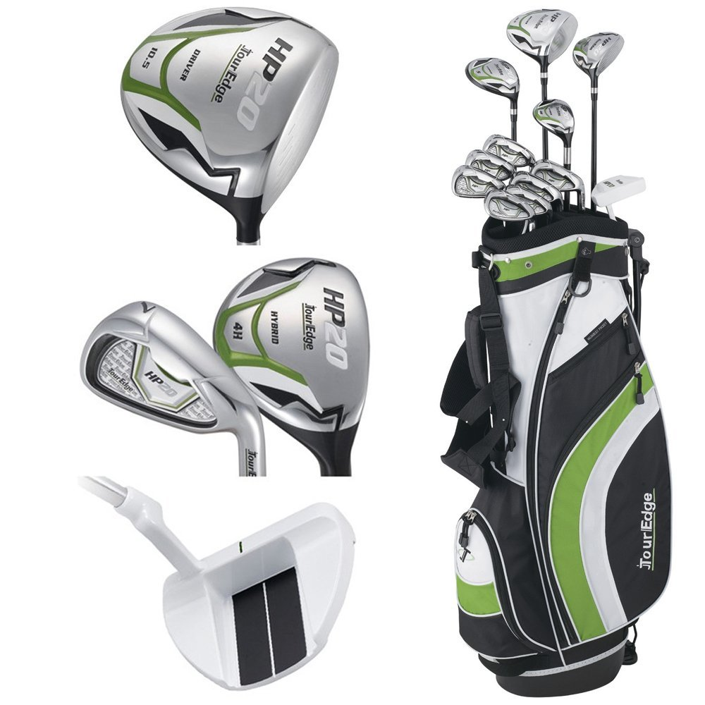 82a40455 Tour Edge Mens HP20 Golf Club Box Sets