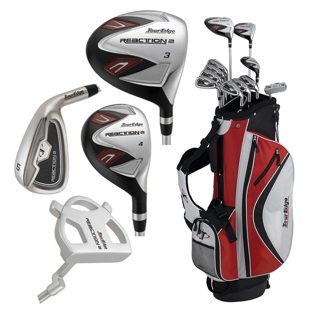 Tour Edge Complete Golf Club Sets