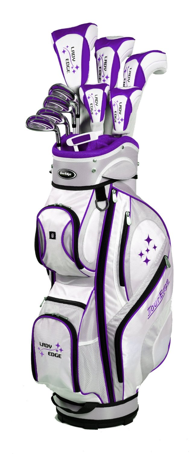 Tour Edge Womens Complete Golf Club Sets