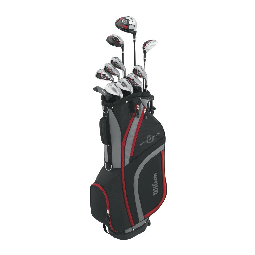 Wilson Mens Complete Golf Club Sets For Best Prices