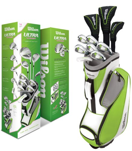 Womens Complete Golf Club Sets Collection