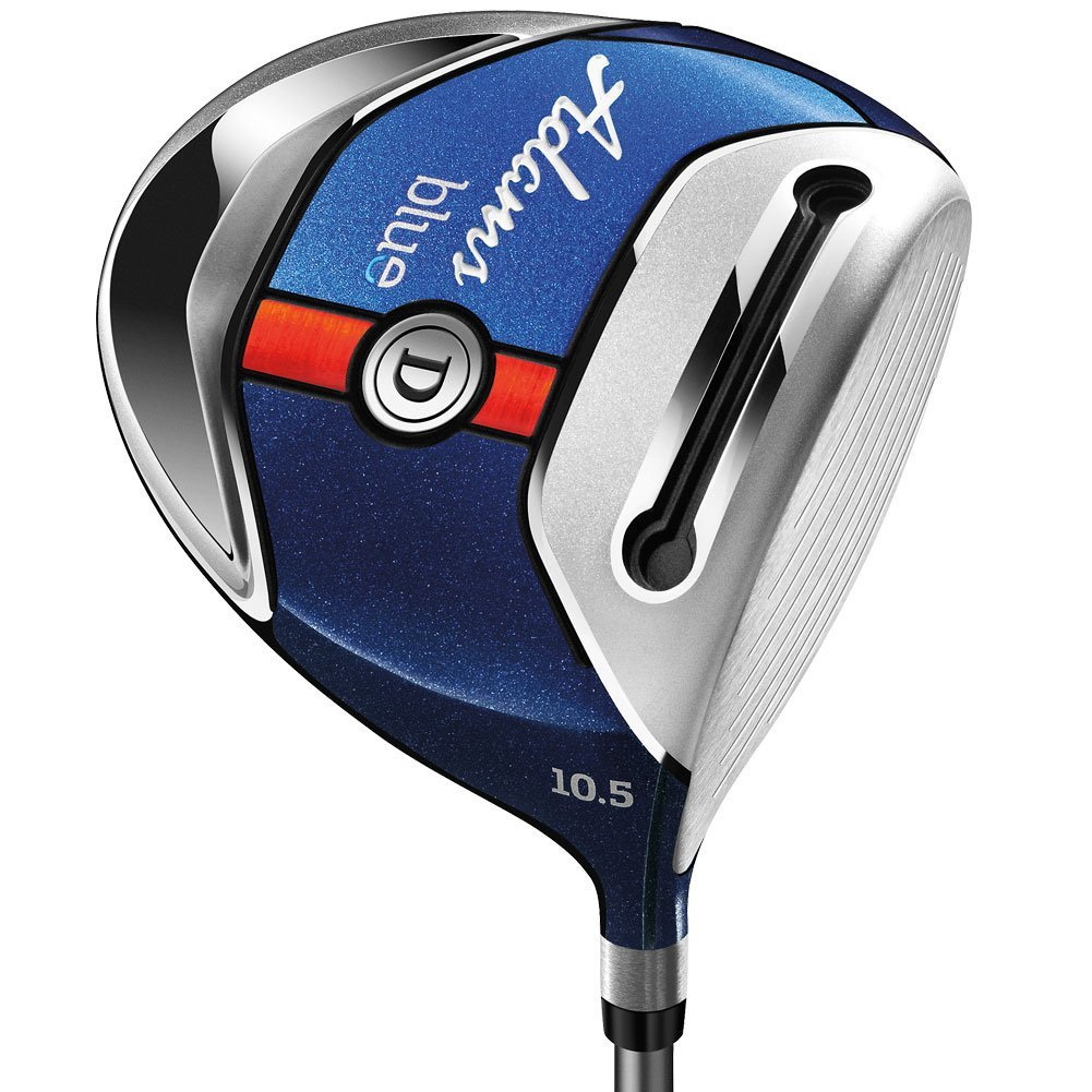 Mens Adams Blue SlimTech Graphite Golf Drivers
