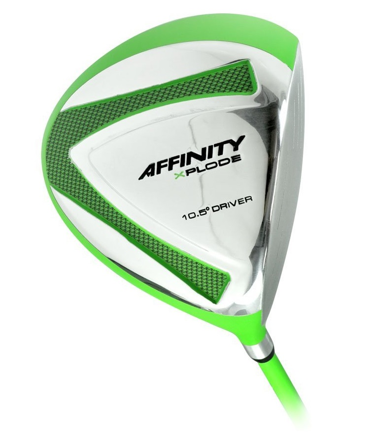 Affinity Mens Golf Drivers