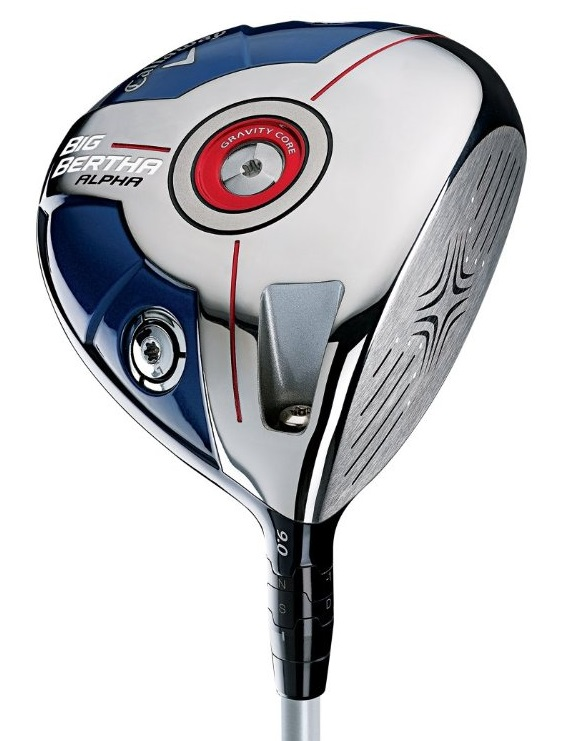 Mens Callaway Big Bertha Alpha Golf Drivers