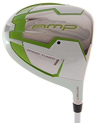 Womens Cobra AMP Green Offset Golf Drivers