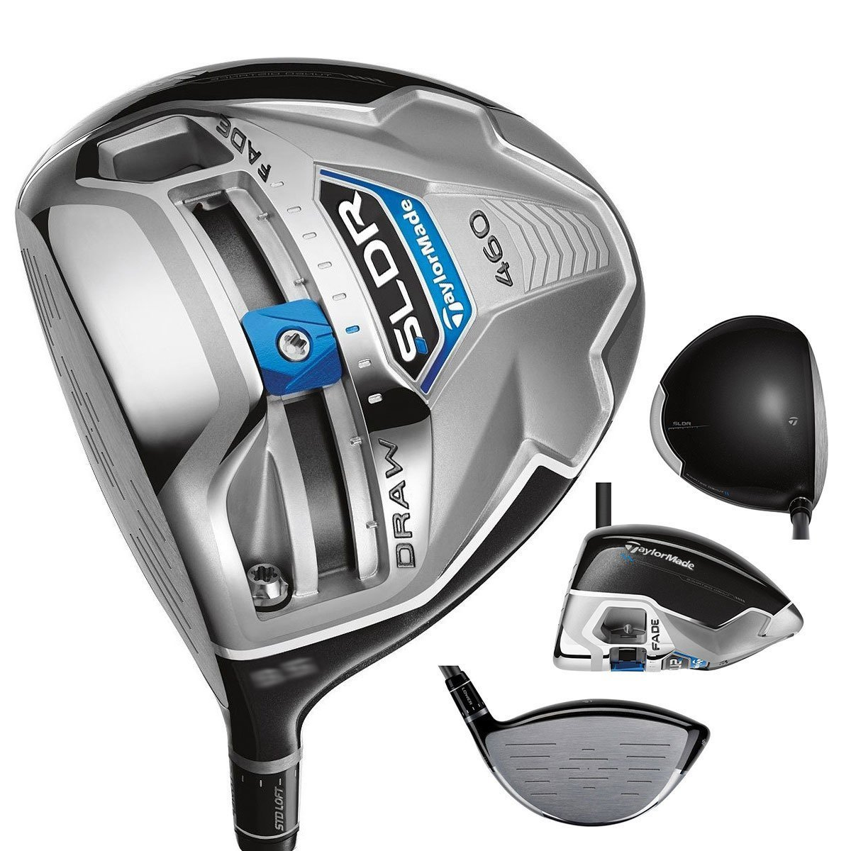 Mens Taylormade SLDR Golf Drivers