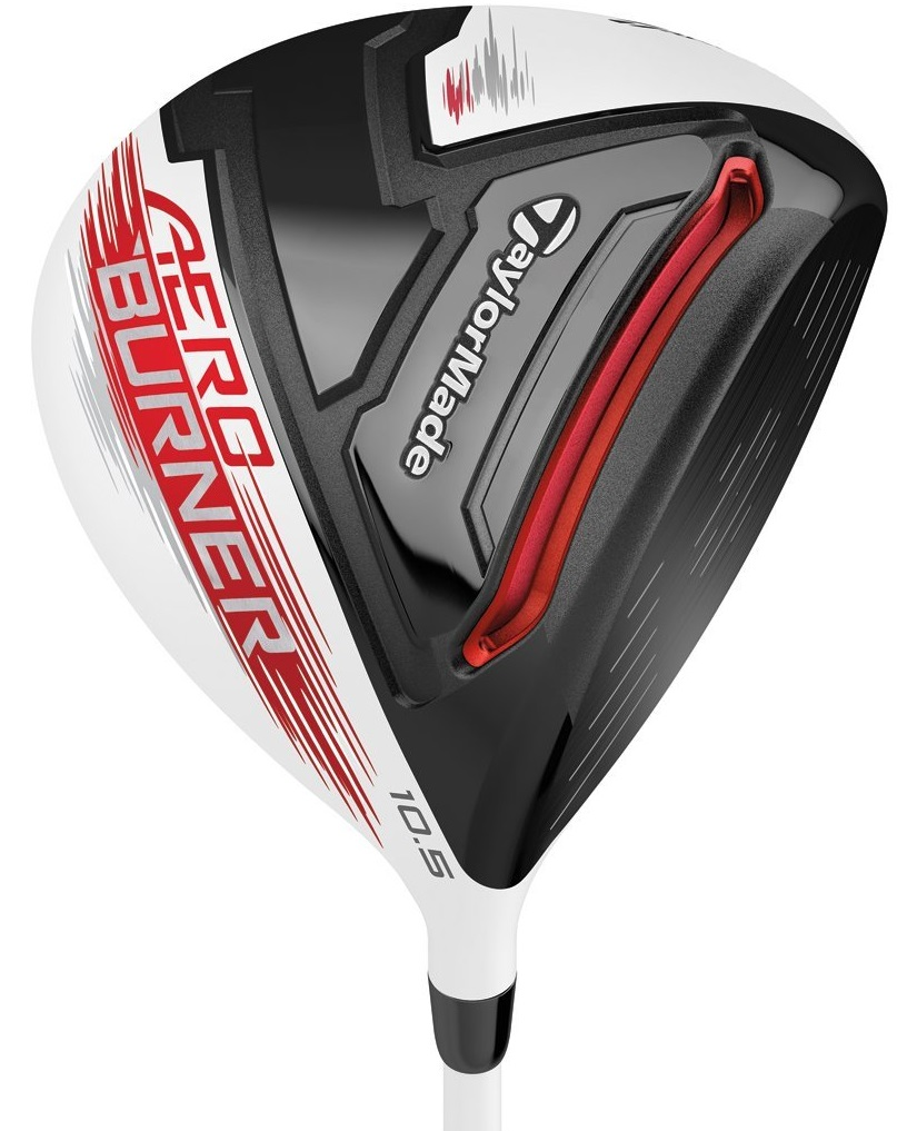 Womens Taylormade Aeroburner Golf Drivers