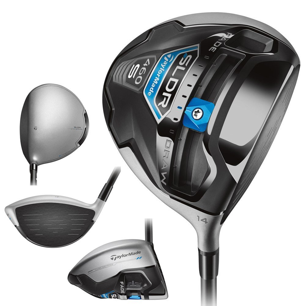 Womens Taylormade SLDR S Bonded Golf Drivers