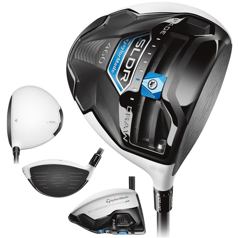 Womens Taylormade SLDR White Golf Drivers