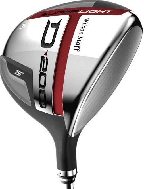 Wilson Staff Mens Golf Fairway Woods