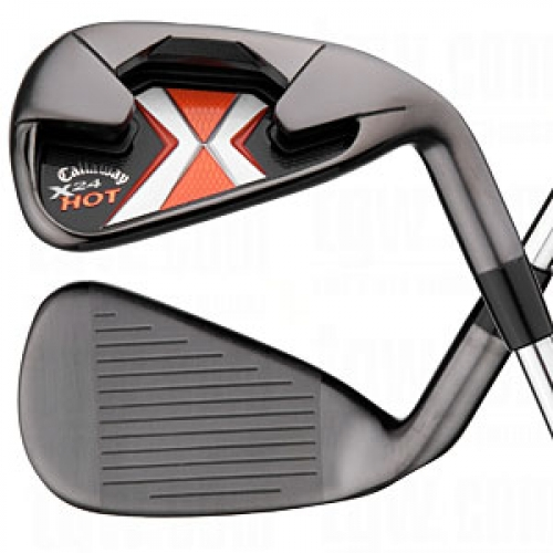 Callaway X-24 Hot Golf Irons Review