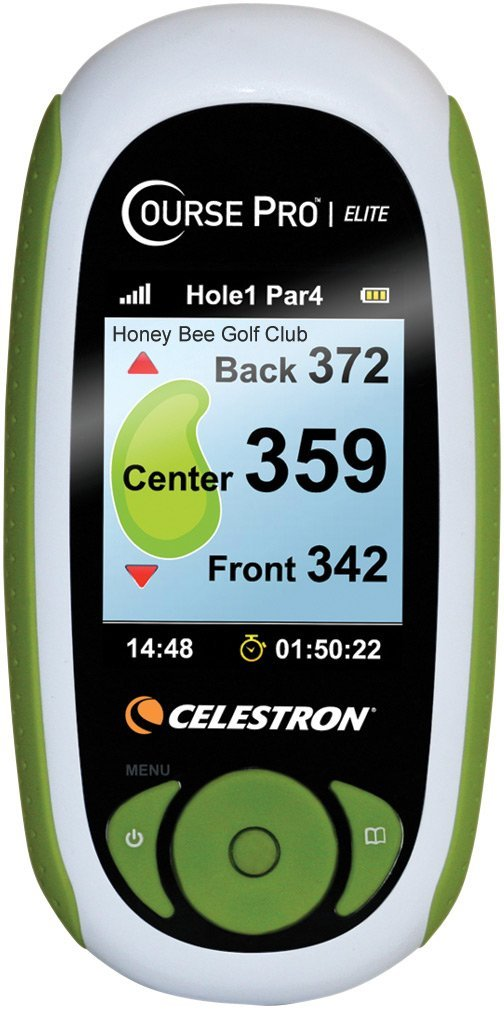 Celestron CoursePro Elite Golf GPS Systems