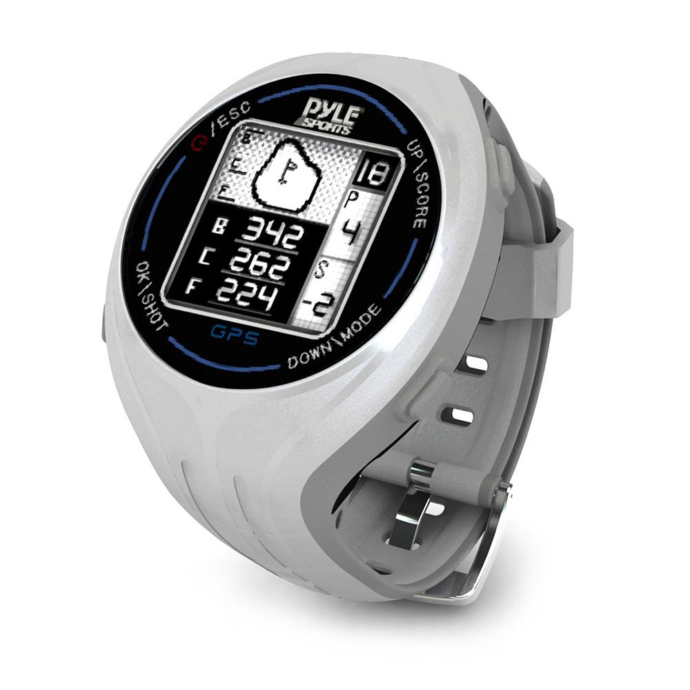 Pyle gps smart golf watches with course recognition for Watches with gps
