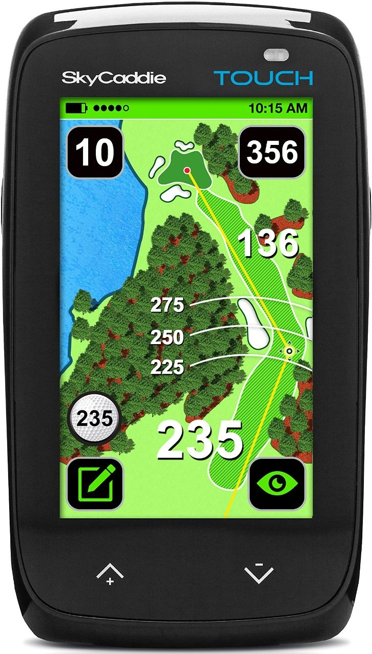 SkyCaddie Golf GPS Systems, Units & Watches